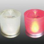 災害時に安心なS.O.S.点灯モード付、空気で膨らむ小型LEDソーラーランタン  「エムパワード エマージ」2015年春 販売開始