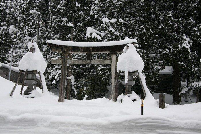 鳩谷八幡神社