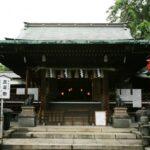 上野五條天神社