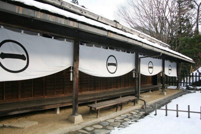 贄川関所・木曽考古館