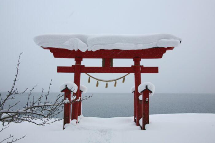御座石神社
