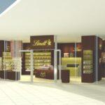 横浜に初出店、 リンツ ショコラ カフェ 横浜ベイクォーター店 3月3日オープン