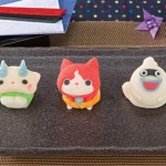 「妖怪ウォッチ」の食べられるマスコット! キャラクター和菓子の新シリーズ  こどもの日に向けて4月29日より発売