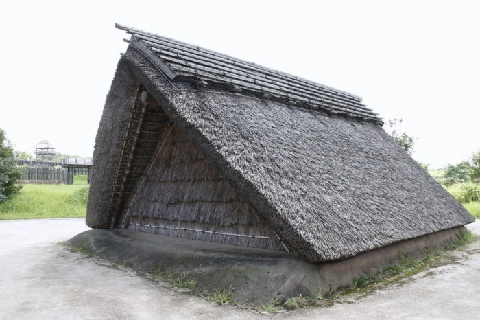吉野ヶ里遺跡 竪穴住居