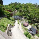 新緑の立石寺