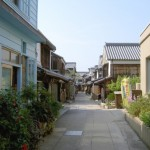 呉市豊町御手洗重要伝統的建造物群保存地区