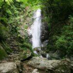 東京の名瀑 払沢の滝