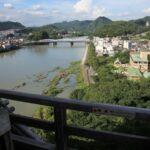 犬山城から見る風景