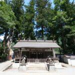 奥多摩のおすすめヒーリングスポット 奥氷川神社