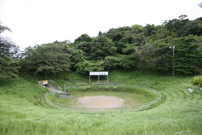 安慶名(あげな)闘牛場
