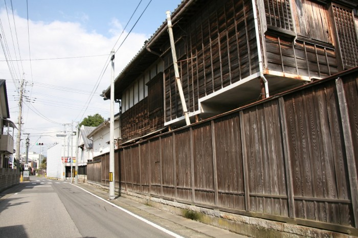 桜川市真壁伝統的建造物群保存地区
