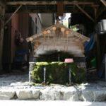 奈良井宿の水場