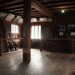 宇和島城天守の内部