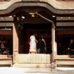 住吉大社の結婚式