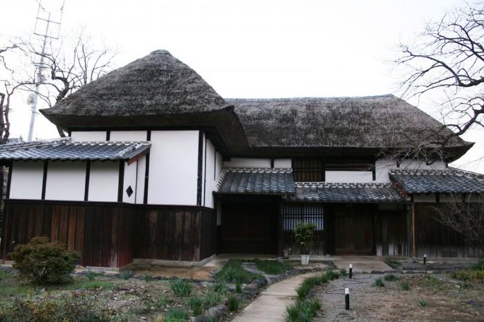 旧乗田家住宅