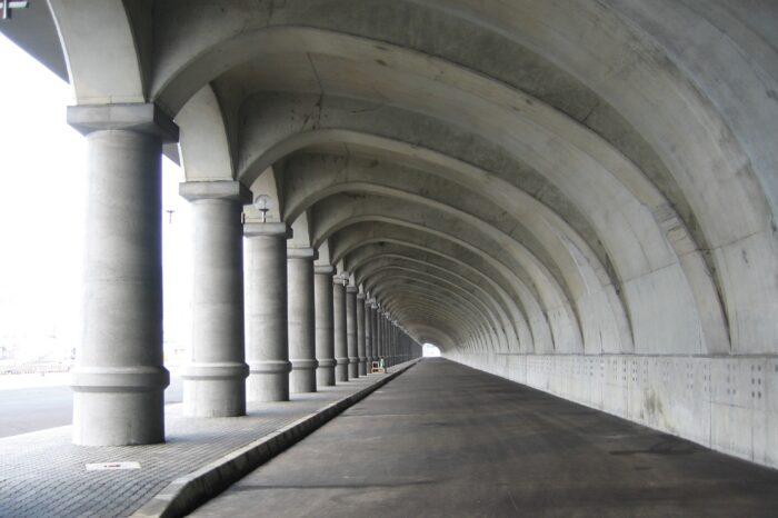 北防波堤ドーム