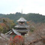 金峯山寺 妙法殿三重塔