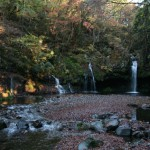 おすすめの癒しのスポット 陣馬の滝