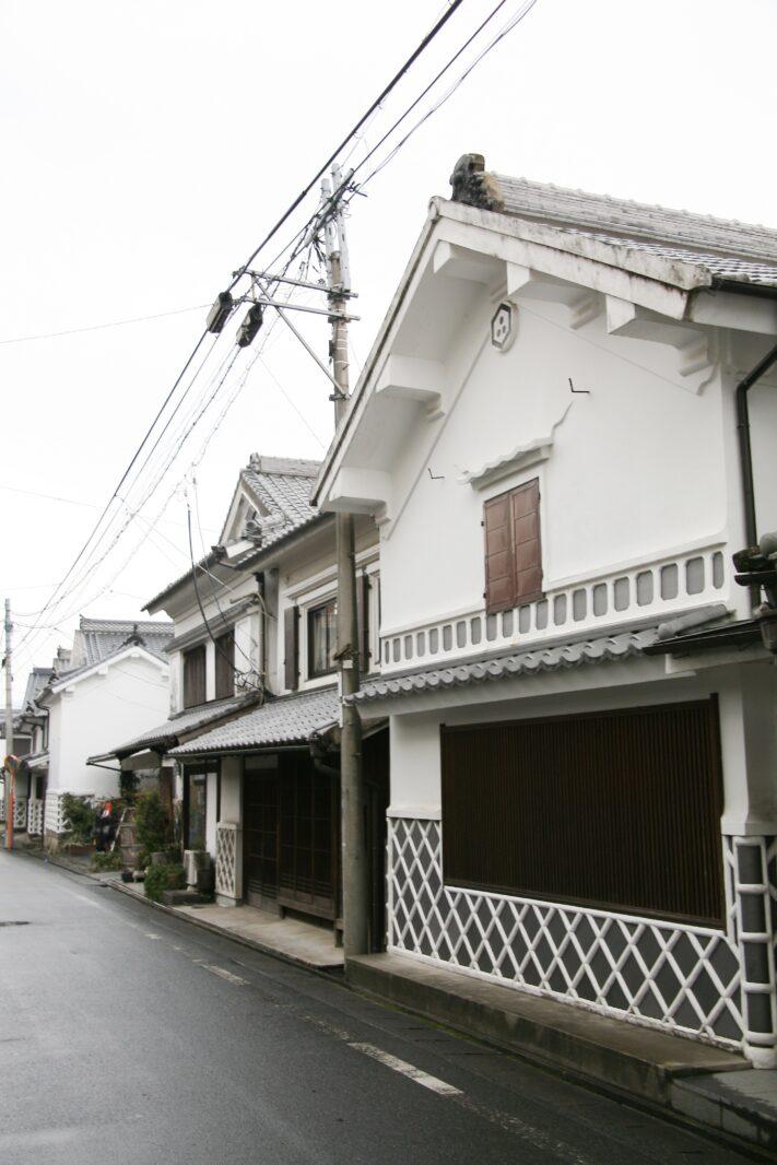 吉井町筑後吉井伝統的建造物群保存地区