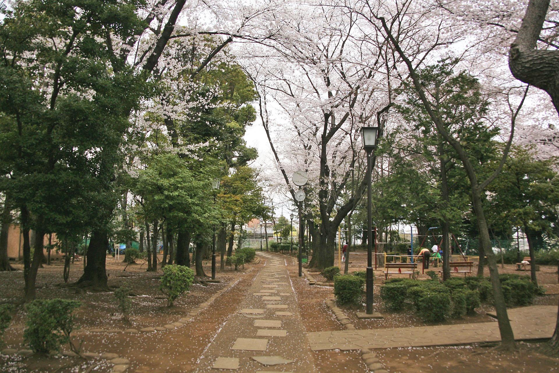 西日暮里公園