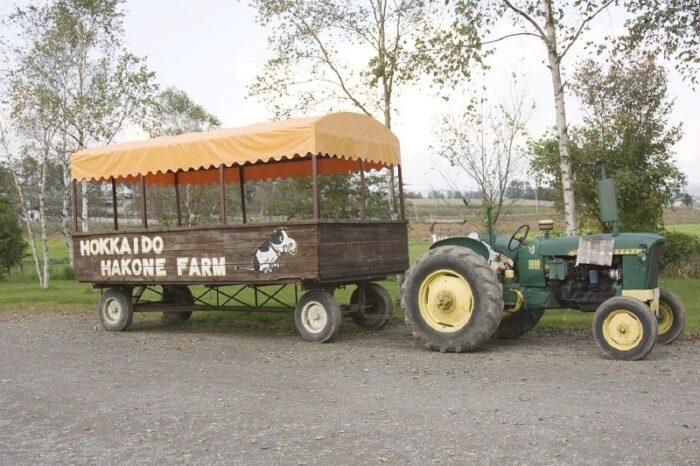 農村風景 農産物直売所・体験施設