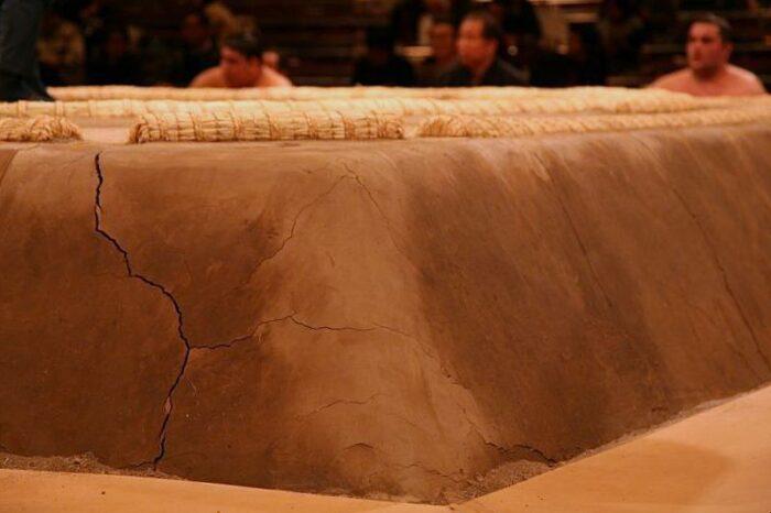 相撲の土俵
