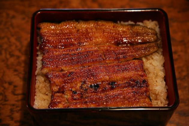 鰻(うなぎ・ウナギ)