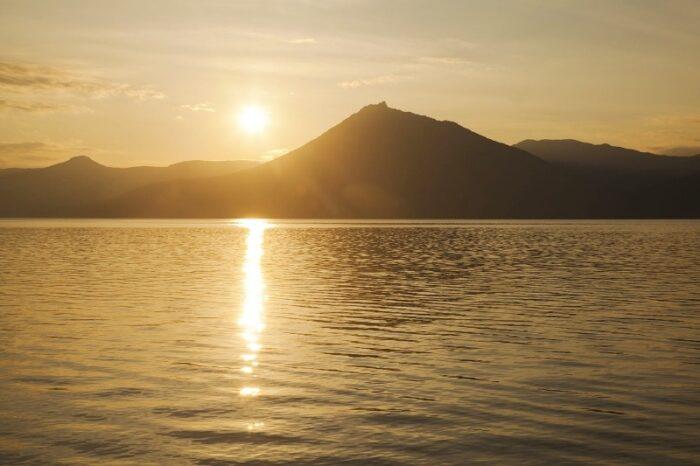 支笏洞爺国立公園 支笏湖