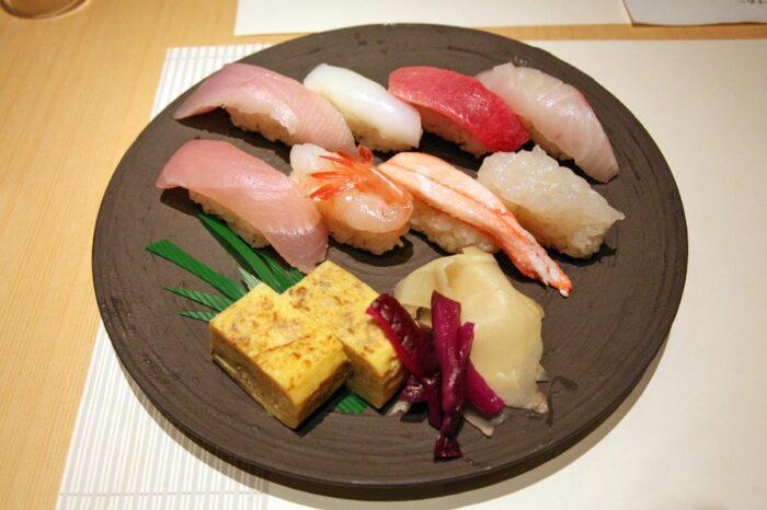 富山の寿司