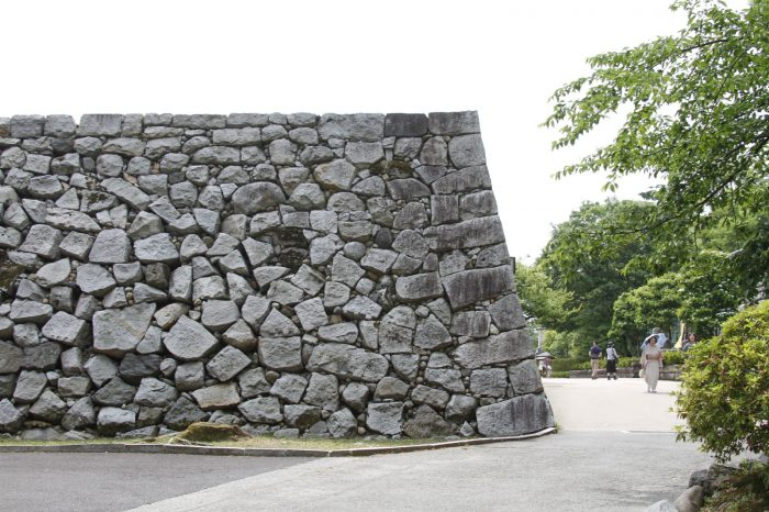 富山城(富山市郷土博物館)
