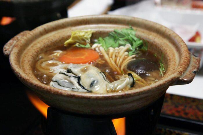 広島の牡蠣料理