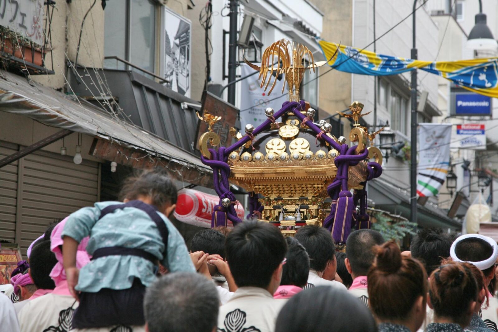 諏方神社例大祭