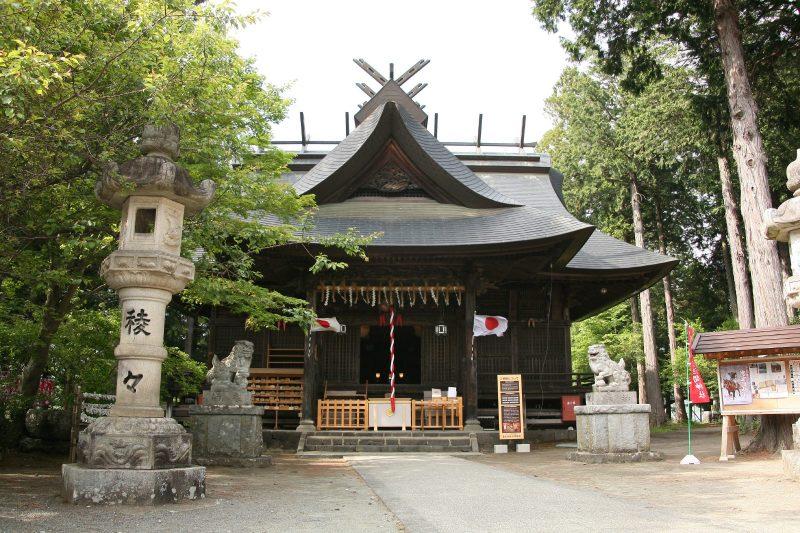 Fuji omuro sengen jinja